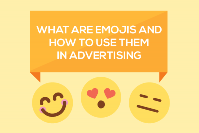 What are emojis and how to use them in advertising