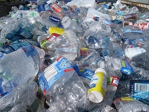 Resized Recycled Bottled Water