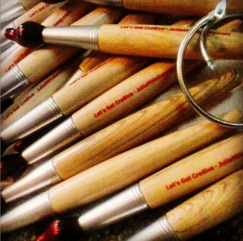 paintbrush pens