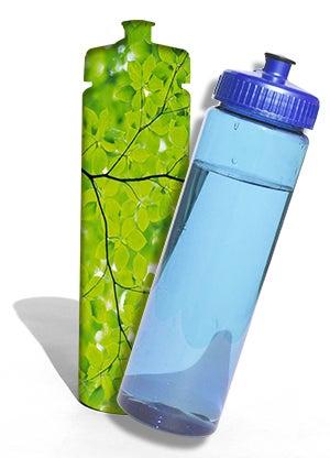 Green-bottle