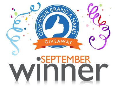Give-Brand-Hand-Winner-September