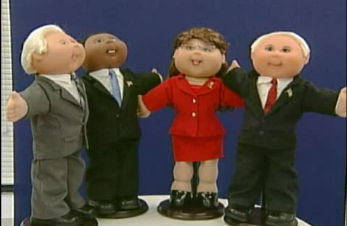 presidential cabbage patch kids