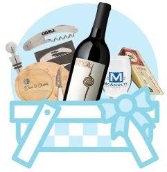 Wine Gift Basket J Cropped