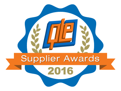 supplier award header