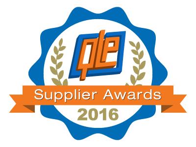 2016 QLP Supplier Award