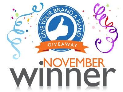 Give-Brand-Hand-Winner-November