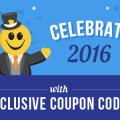 new year 2016 sale header
