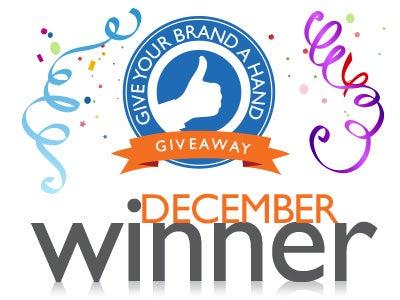 Give-Brand-Hand-Winner-December