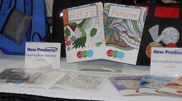 coloring book ppai expo 2016