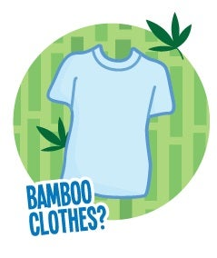 Bamboo Fabric Items