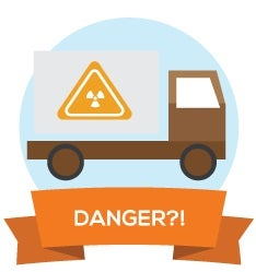 Dangerous Goods Shipping at Quality Logo Products®