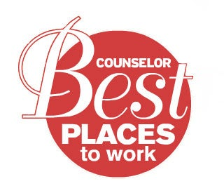 Quality Logo Products Makes Counselor's Best Places to Work 2016