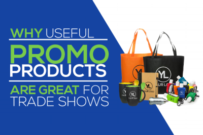 Why Useful Promos are Great for Trade Shows