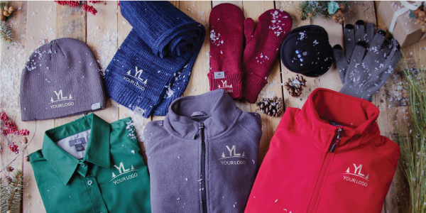 Custom Apparel | Holiday Gift Guide from Quality Logo Products®