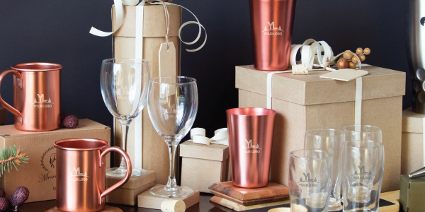 Personalized Barware | Holiday Gift Guide from Quality Logo Products®