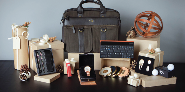 Premium Executive Branded Gifts | Holiday Gift Guide from QLP