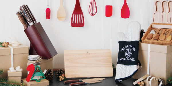 Personalized Kitchenware | Holiday Gift Guide from Quality Logo Products®