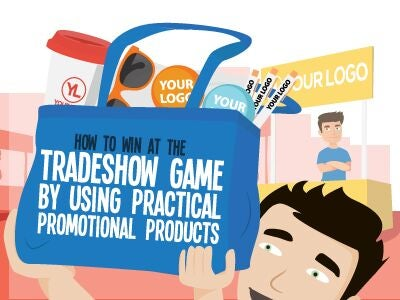 Practical Promos: Your Trade Show Game Changer