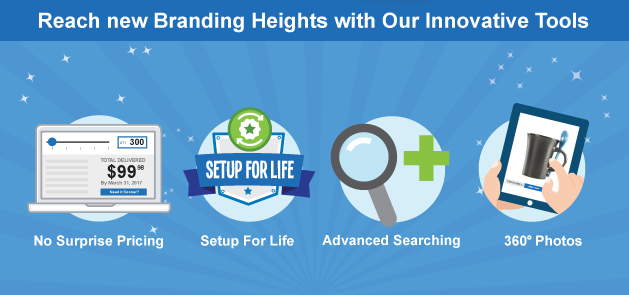 Reach New Branding Heights with Our Innovative Tools