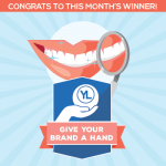 Give Your Brand a Hand:  Groff Dental Studio May 2017