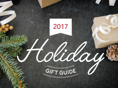 Holiday Gift Guide 2017 - Quality Logo Products