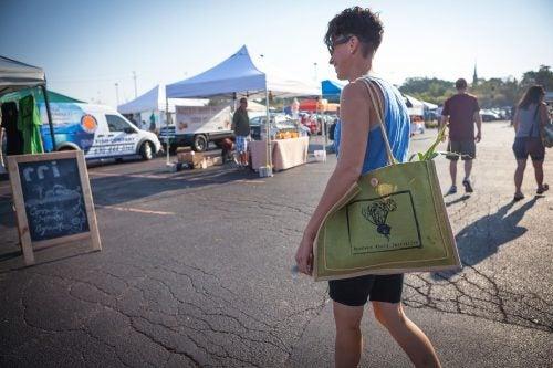Custom Burlap Tote Bags