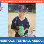 Give Your Brand a Hand: Bolingbrook Tee-Ball Association