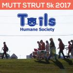 A Canine Community:  Tails Humane Society's Mutt Strut 5K