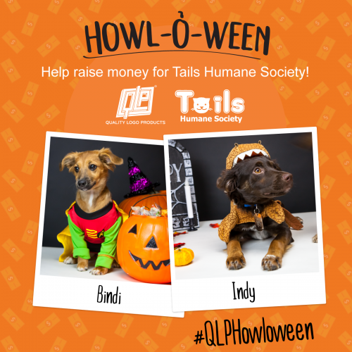Quality Logo Products Pet Costume Contest - Tails Humane Society