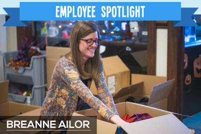 Employee Spotlight - Bre | Quality Logo Products