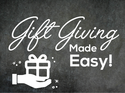 Gift Giving Made Easy - Quality Logo Products