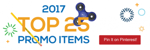 Quality Logo Products Top 25 Promos of 2017