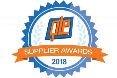 Quality Logo Products 2018 Supplier Awards