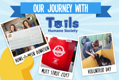 Quality Logo Products and Tails Humane Society