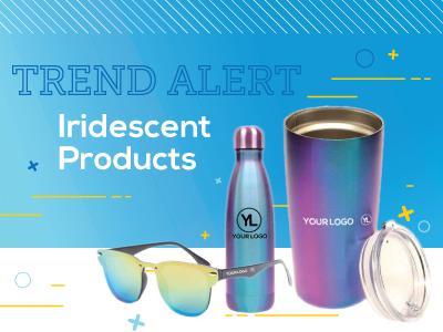 custom iridescent products