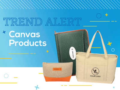 Trend Alert: Canvas Products