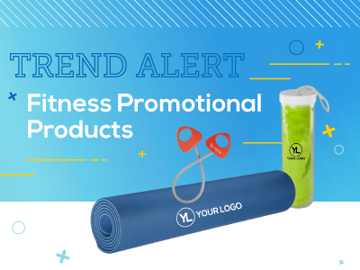 Trend Alert: Fitness Promotional Products