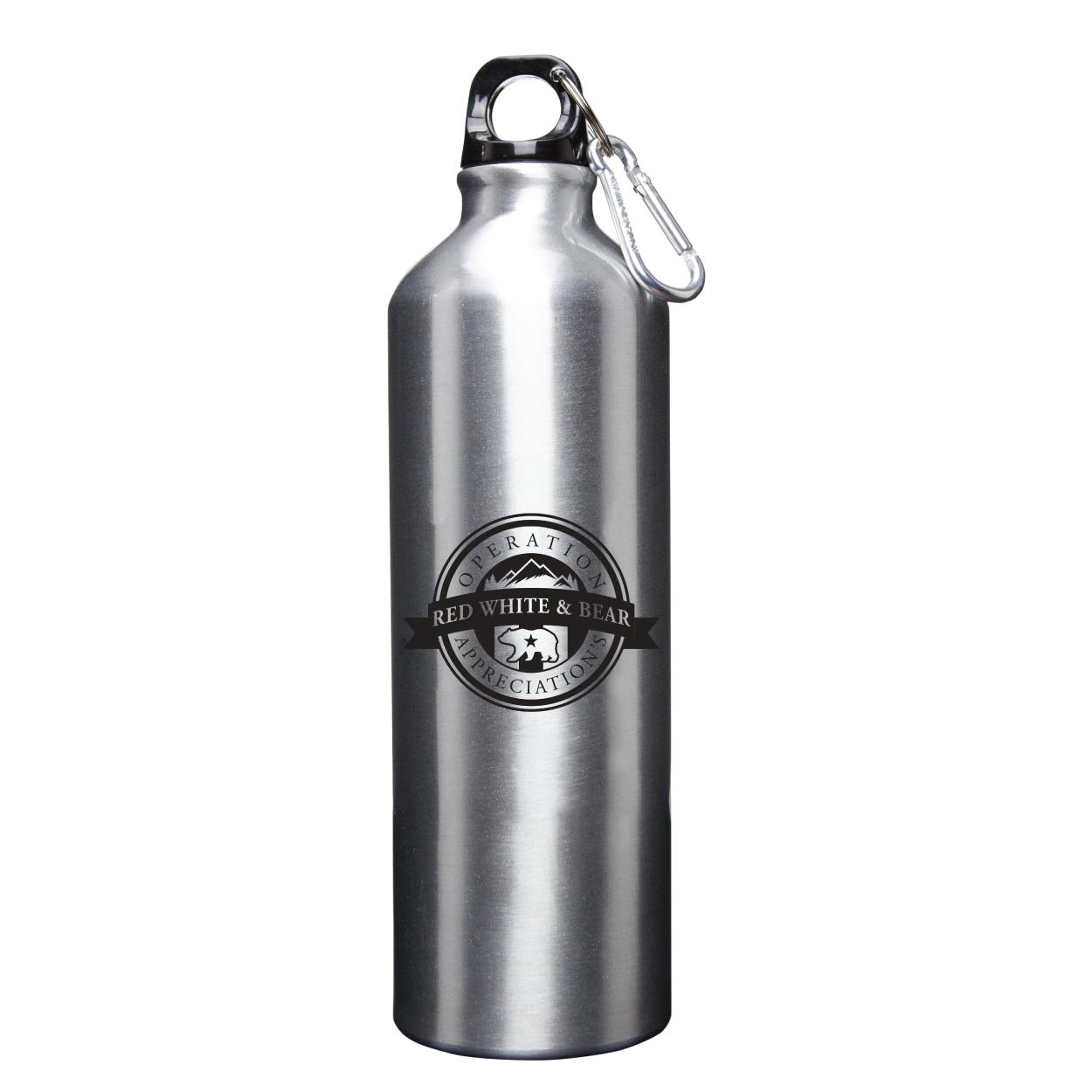 Alpine Aluminum Water Bottle