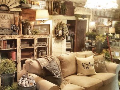 Primitive 'n Proper Furniture