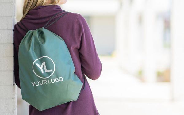 Branded Drawstring Bag