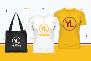 Customized T-shirts and Tote Bags