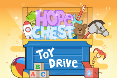 Hope Chest Toy Drive - The Treasure Chest Foundation