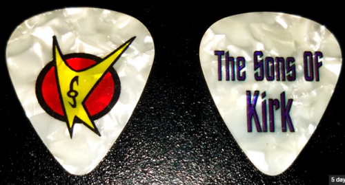 Sons of Kirk Guitar Picks