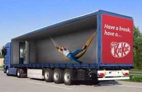 Kit Kat Hammock Truck