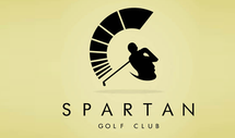 Spartan Golf Club Ad