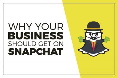 Business Snapchat