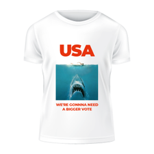 Jaws Voting T-Shirt