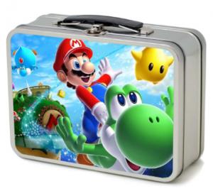 Mario Metal Lunchbox