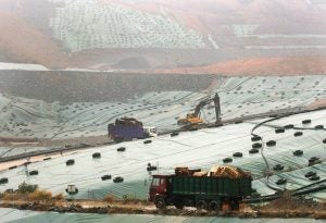 Fujian Landfill