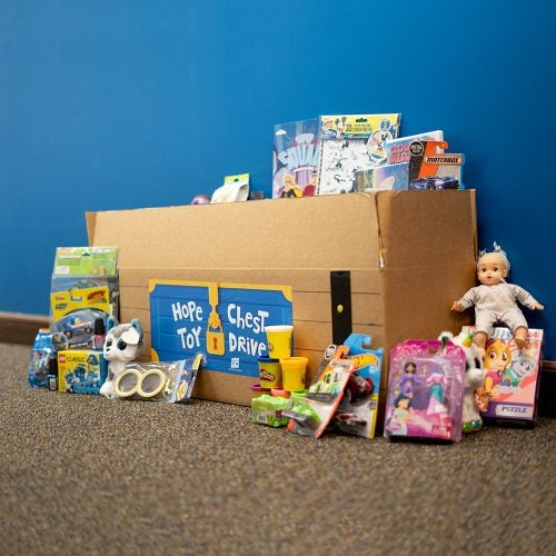 Hope Chest Toy Drive